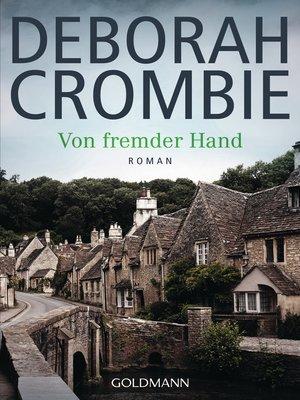 cover image of Von fremder Hand