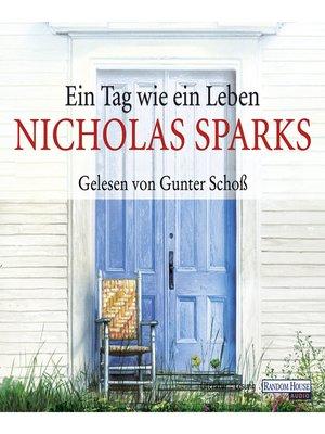 cover image of Ein Tag wie ein Leben -