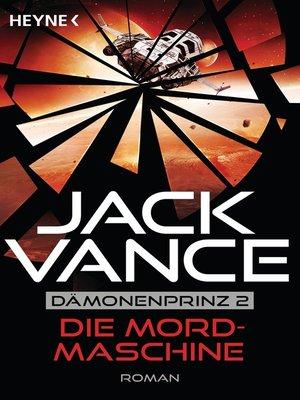 cover image of Die Mordmaschine