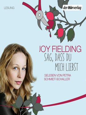 cover image of Sag, dass du mich liebst
