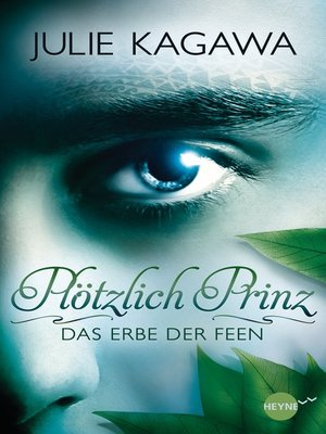 cover image of Plötzlich Prinz--Das Erbe der Feen