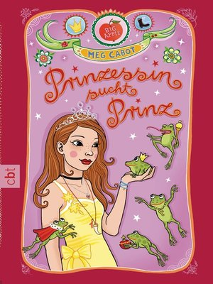 cover image of Prinzessin sucht Prinz