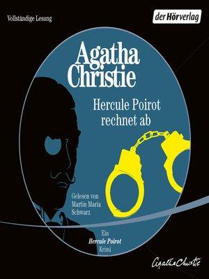 cover image of Hercule Poirot rechnet ab