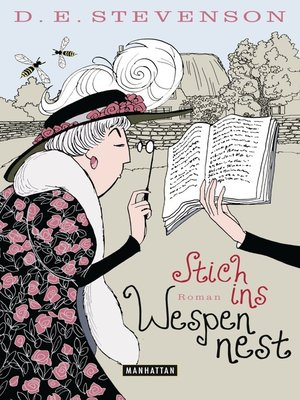 cover image of Stich ins Wespennest