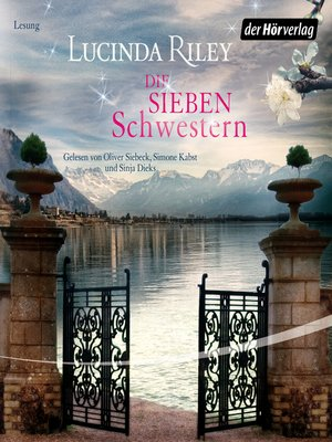 cover image of Die sieben Schwestern