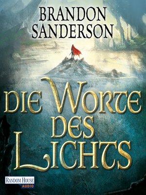cover image of Die Worte des Lichts