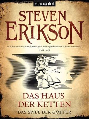 cover image of Das Spiel der Götter (7)