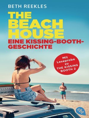 cover image of The Beach House--Eine Kissing-Booth-Geschichte