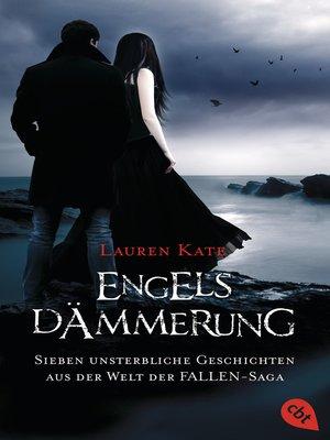 cover image of Engelsdämmerung