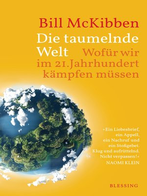 cover image of Die taumelnde Welt