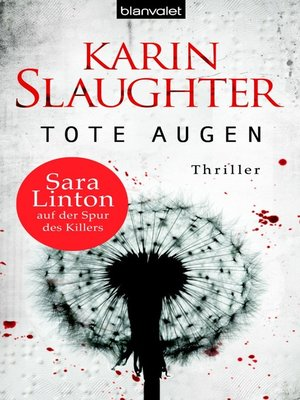 cover image of Tote Augen
