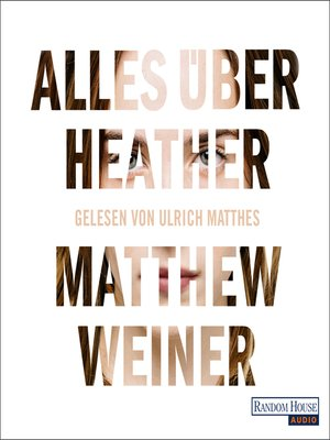 cover image of Alles über Heather