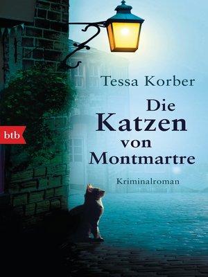 cover image of Die Katzen von Montmartre