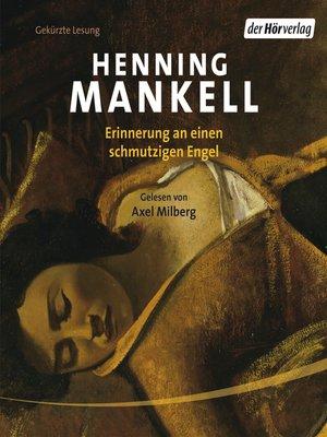 cover image of Erinnerung an einen schmutzigen Engel