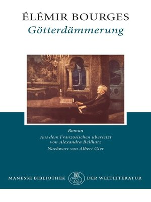 cover image of Götterdämmerung