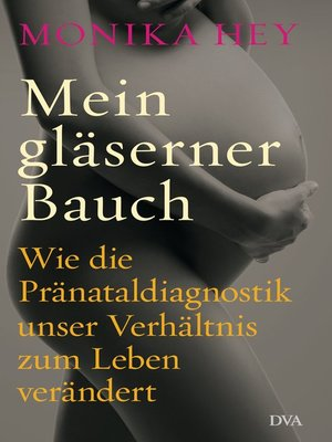 cover image of Mein gläserner Bauch