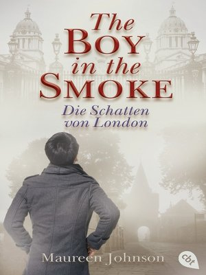cover image of The Boy in the Smoke