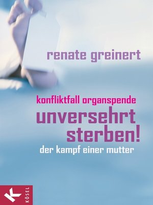 cover image of Unversehrt sterben!