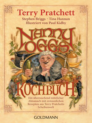 cover image of Nanny Oggs Kochbuch