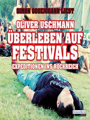 cover image of Überleben auf Festivals