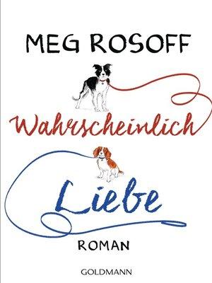cover image of Wahrscheinlich Liebe