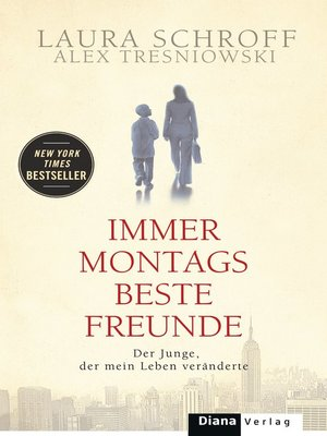 cover image of Immer montags beste Freunde
