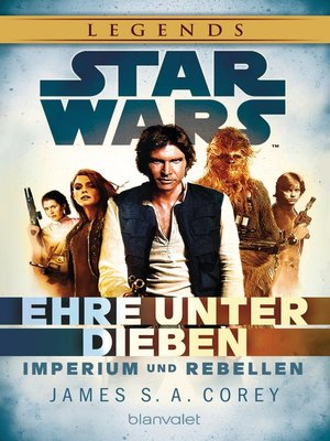 cover image of Star Wars<sup>TM</sup> Imperium und Rebellen