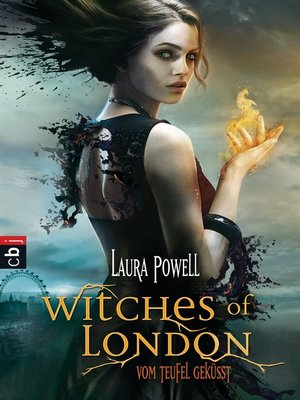 cover image of Witches of London--Vom Teufel geküsst