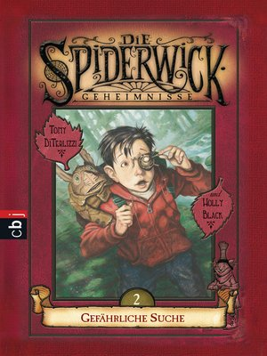 cover image of Die Spiderwick Geheimnisse--Gefährliche Suche