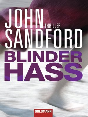 cover image of Blinder Hass