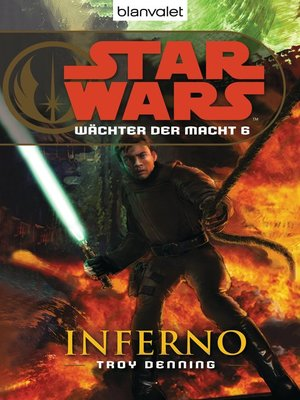 cover image of Star Wars. Wächter der Macht 6. Inferno