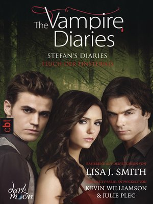 cover image of The Vampire Diaries--Stefan's Diaries--Fluch der Finsternis