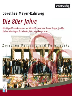 cover image of Die 80er Jahre