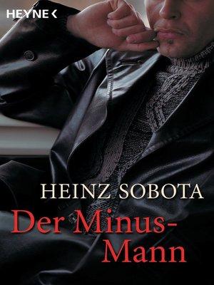 cover image of Der Minus-Mann