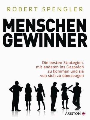 cover image of Menschengewinner