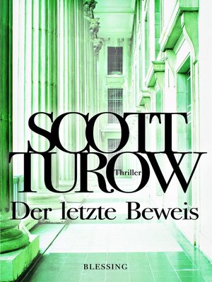cover image of Der letzte Beweis