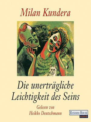 cover image of Die unerträgliche Leichtigkeit des Seins