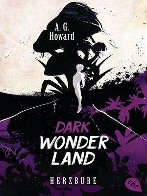 cover image of Dark Wonderland--Herzbube