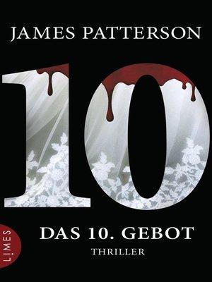 cover image of Das 10. Gebot--Women's Murder Club -