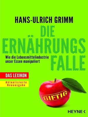 cover image of Die Ernährungsfalle