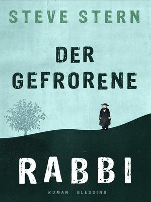 cover image of Der gefrorene Rabbi