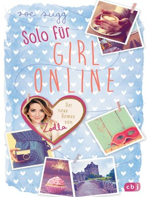 cover image of Solo für Girl Online