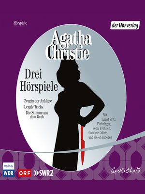 cover image of Drei Hörspiele