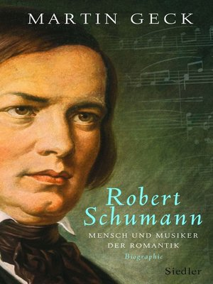 cover image of Robert Schumann