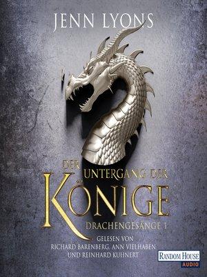 cover image of Der Untergang der Könige