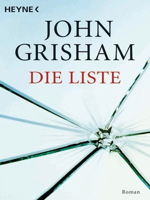 cover image of Die Liste