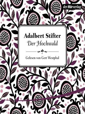cover image of Der Hochwald