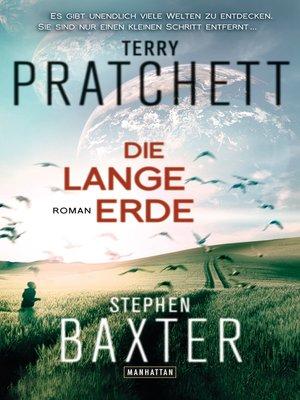 cover image of Die Lange Erde