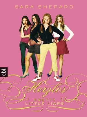 cover image of Pretty Little Liars--Herzlos