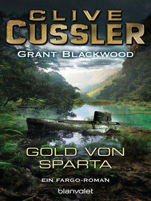 cover image of Das Gold von Sparta